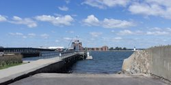 Elm Street Pier and Boat Ramp