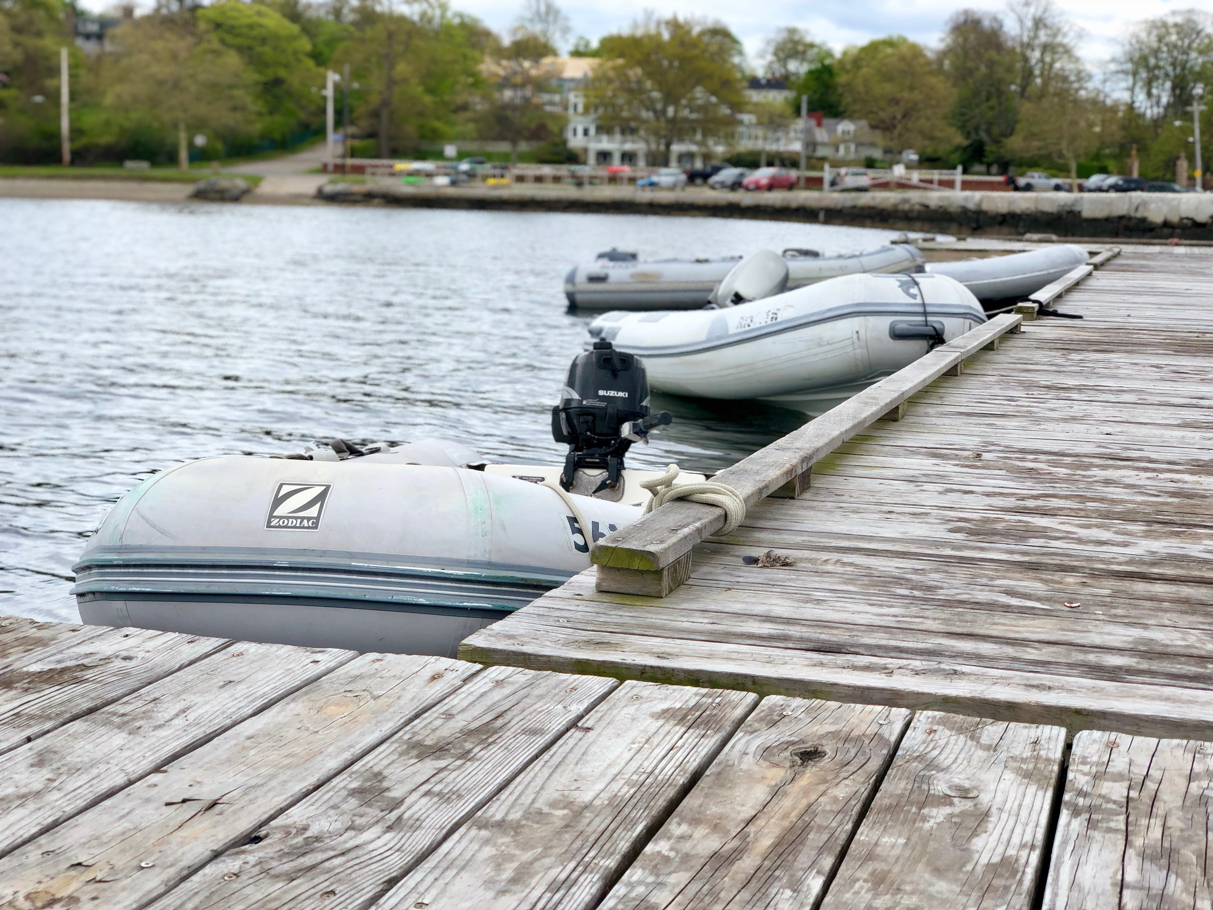 New Program Aims to Cut Down on Overcrowded Dinghy Docks